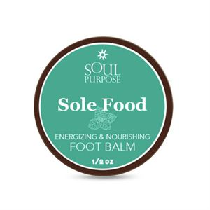 Picture of Sole Food Foot Balm - 1/2 oz
